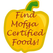 Search the Mofga Foods database for local organic foods!