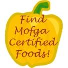 Find Mofga Certified Foods!
